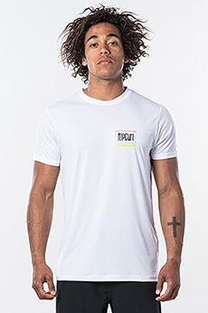 Гидрофутболка RIPCURL Native 1000 White