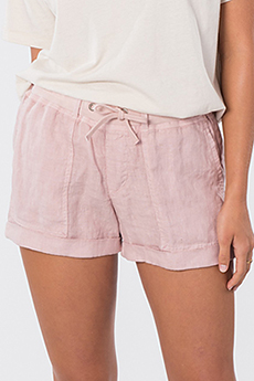 Шорты женские RIPCURL The Off Duty Short Dusk Pink