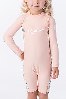 Купальник детский RIPCURL Mini Ls Spring Peach