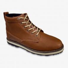 Мужские кожаные зимние ботинки Gart