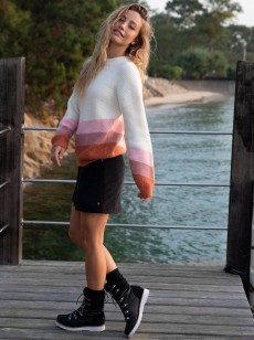 Женская вельветовая юбка на пуговицах Warning Sign