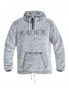 Женское флисовое худи Pluma Sherpa