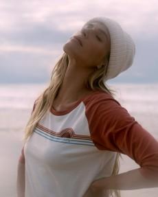 Женская футболка Eye Sea Sky