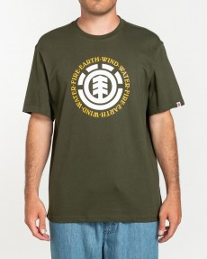 Мужская футболка с коротким рукавом Seal