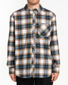 Мужская рубашка с длинным рукавом Lumber