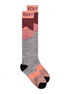 Высокие женские сноубордические носки Misty