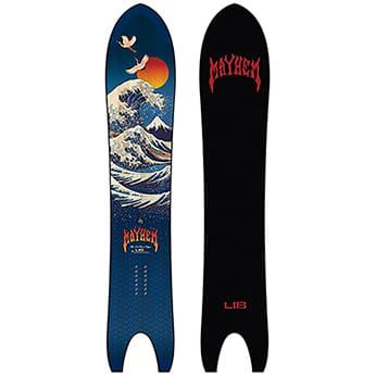 Мужской сноуборд LOST RETRO RIPPER
