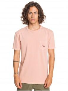 Мужская футболка с карманом Basic Bubble