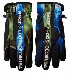 Мужские сноубордические перчатки Rokit Salute