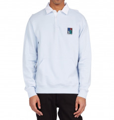 Мужская рубашка-поло с длинным рукавом Carlton