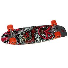 Скейтборд в сборе Юнион Peace Dragon 7,75x27,75 Колеса 59x43mm/83a