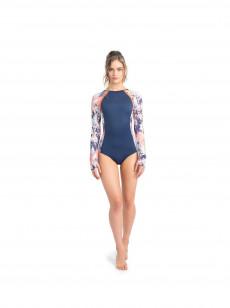 Женский купальник с длинным рукавом ROXY Fitness UPF 50