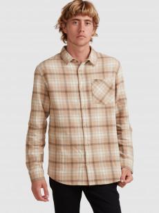 Мужская рубашка с длинным рукавом Brush