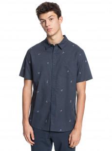 Мужская рубашка с коротким рукавом Yacht Rock