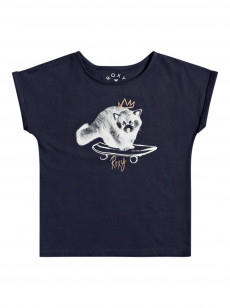Детская футболка-бойфренд ROXY 4-16