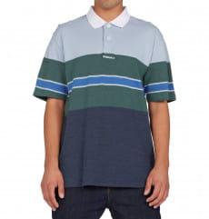 Мужская рубашка-поло Rally Stripe