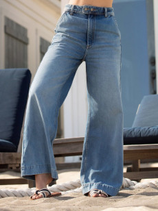 Женские джинсы-клеш Stronger Obsession