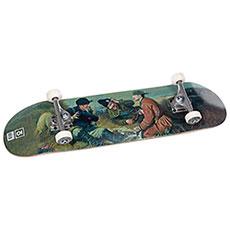 Скейтборд в сборе Юнион Gentelmens 8,25x31,875 Medium Колеса 53mm/100a, Подвески 139, ABEC7