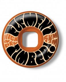 Набор из 4 колес для скейтборда Timber! High Dry 54 mm