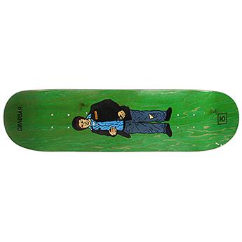 Дека для скейтборда Юнион Power Green размер 8x31.75, конкейв low