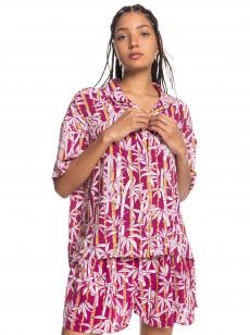Женская рубашка с коротким рукавом Sunny Ride