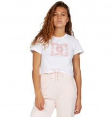 Женская укороченная футболка Star