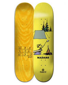 "Дека для скейтборда Peanuts Woodstock x Madars 8.25"""