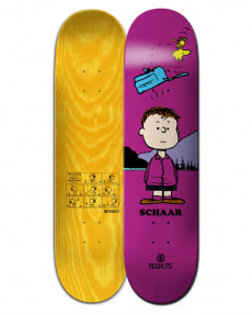 "Дека для скейтборда Peanuts Shermy x Schaar 8.38"""