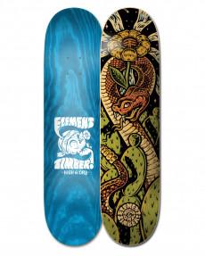 "Дека для скейтборда Timber High Dry Snake 8.5"""