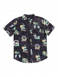 Детская рубашка с коротким рукавом Island Pulse 8-16