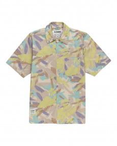 Мужская рубашка с короткими рукавами Nigel Cabourn Summer