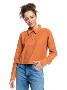 Рубашка-поло с длинным рукавом All Day Every Day