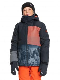 Детская сноубордическая куртка Silvertip