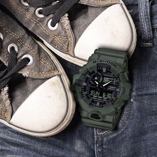 Кварцевые часы Casio G-Shock 68043 Ga-700uc-3a