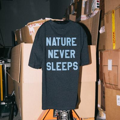 Element Nature Never Sleeps