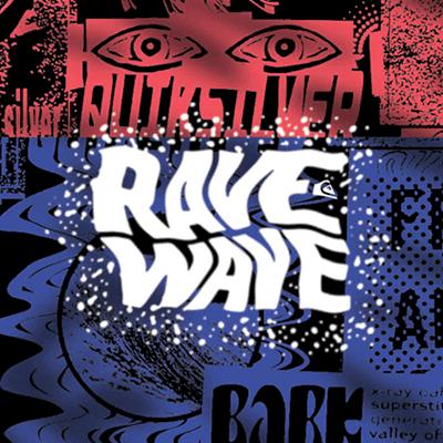 Quiksilver Rave Wave