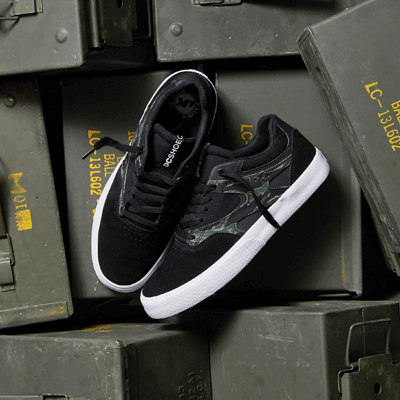 DC Shoes Call Sign Camo