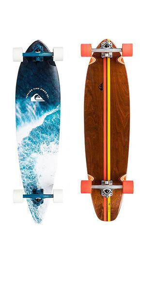 Лонгборды <br />&amp; скейтборды