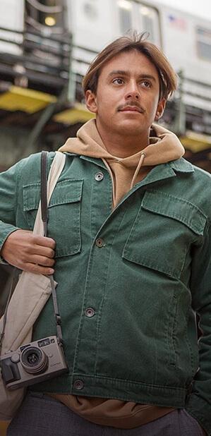 Куртки</br>мужские