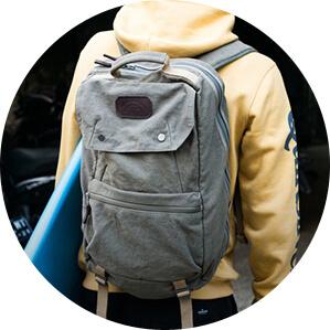 130 видов рюкзаков