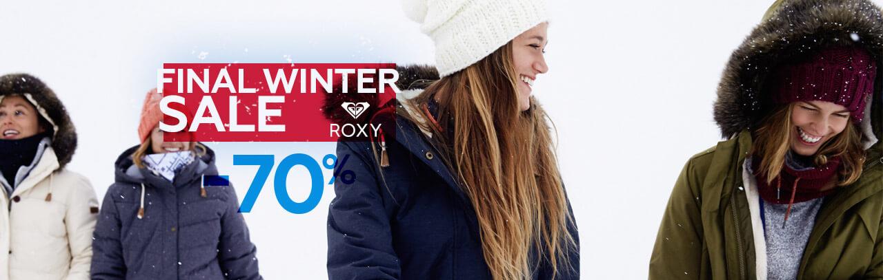 Распродажа Roxy