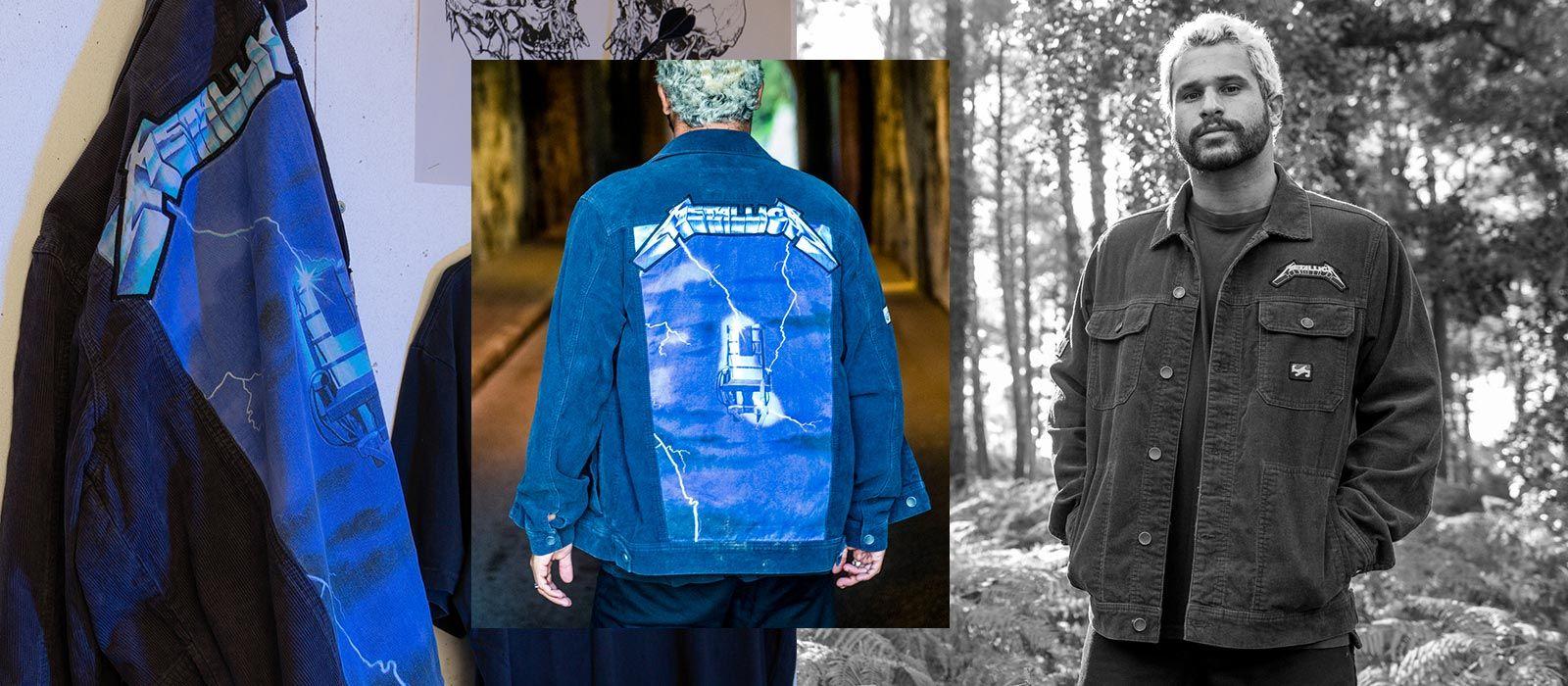 Ride the<br>Lightning<br>Куртка