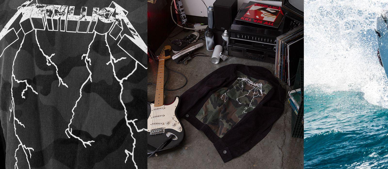 AI Metallica<br>Куртка
