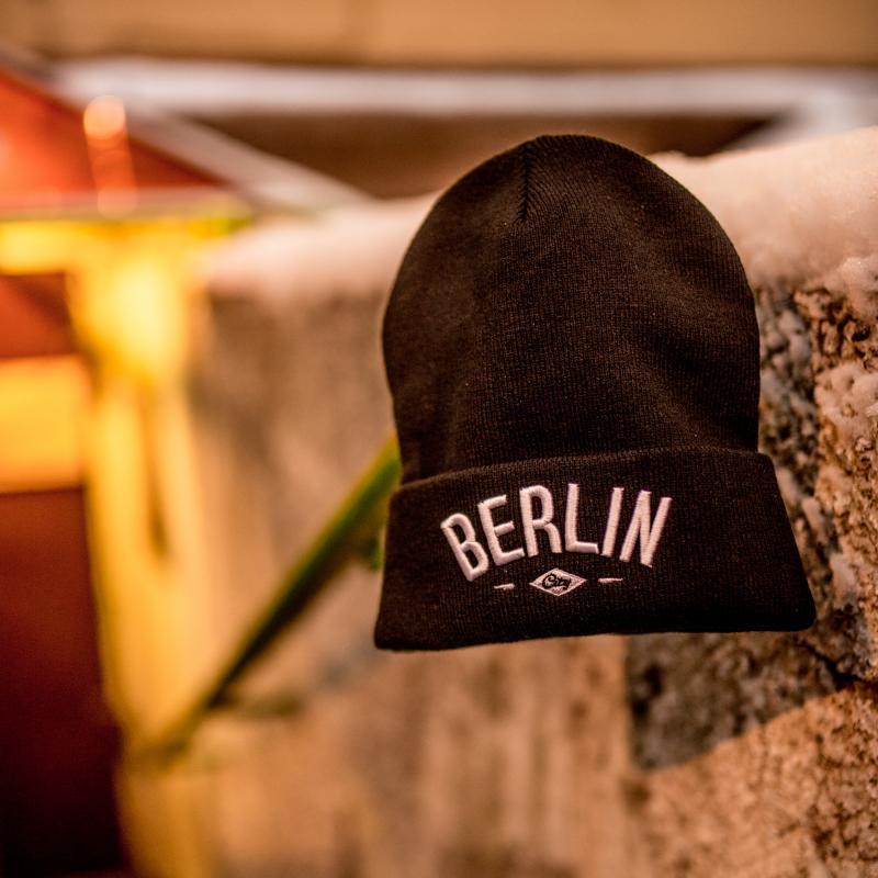Шапка TrueSpin Berlin Black