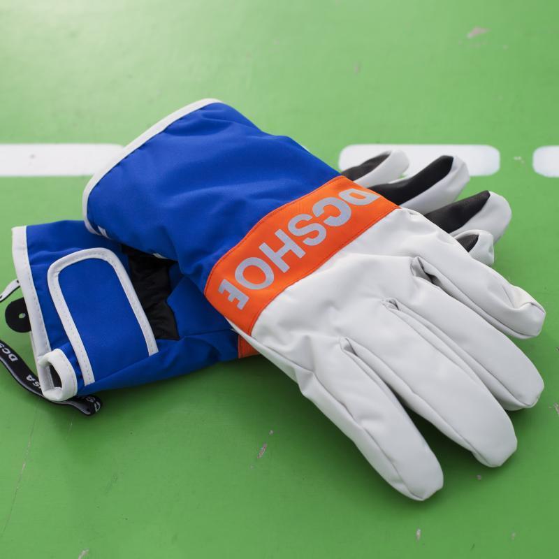 Перчатки сноубордические DC Franchise Glove Surf The Web