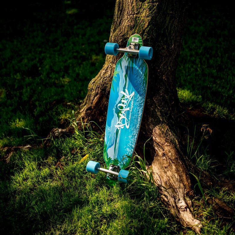 Лонгборд Вираж Bounty Blue 9 x 36 (91.4 см)