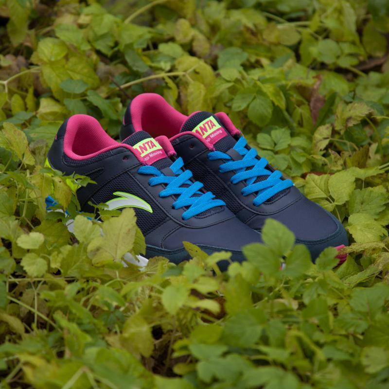 Кроссовки Anta 81618833-3 Dark Blue