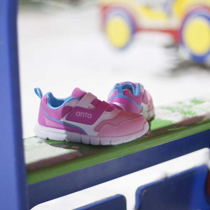 Кроссовки детские ANTA W32819905-2 Розовые