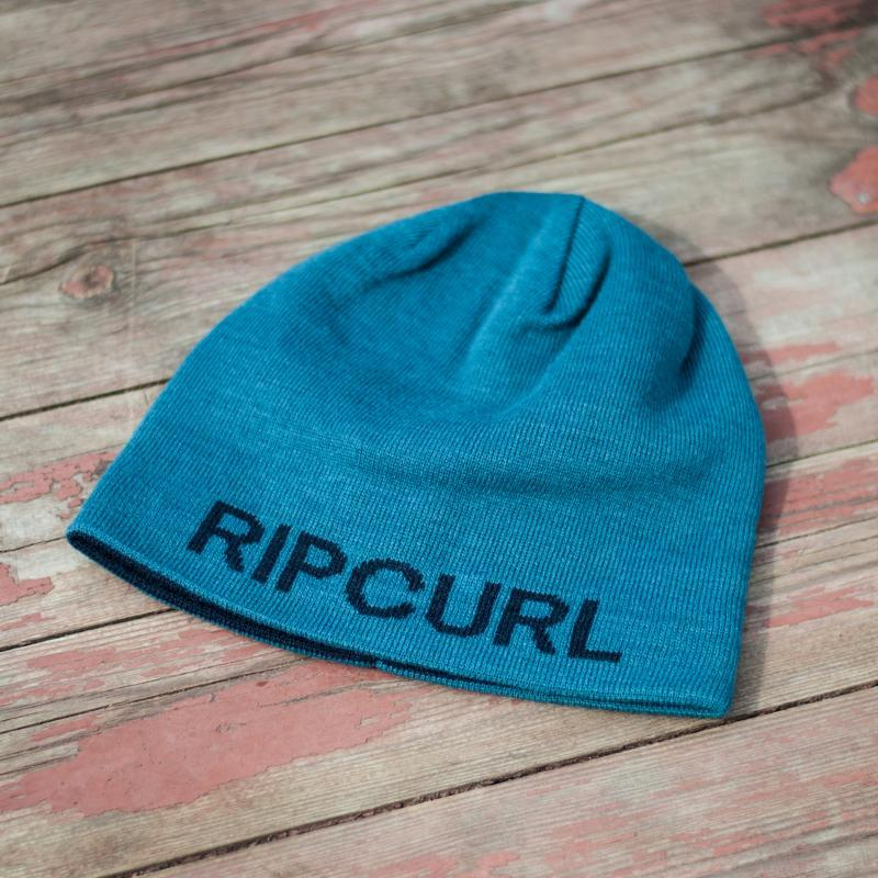 Шапка Rip Curl Big Mama Revo Beanie Indian Teal
