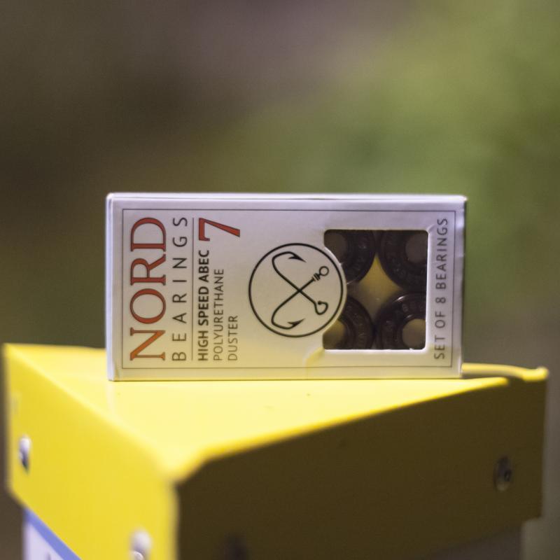 Подшипники Nord ABEC 7 Black